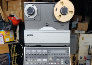 1 inch Video Editing Equipment and Tapes Available