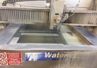 SECOND HAND WATERJET MACHINE 1200X1200MM