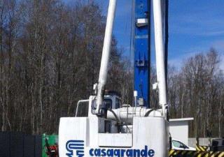 Used piling / drilling rig  Casagrande B 425 CFA