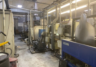 Heidelberg Harris  M110B Web Offset press
