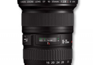 Canon EF 16-35mm f/2.8L II UsM Ultra Wide Angle Zoom Lens