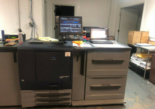 Konica Minolta Bizhub Press C6000 Digital Copier