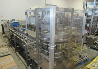 Cartoner, Vertical, Glue Sealer, Carton Filler, Clybourn,