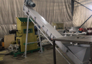 GREENMAX Polystyrene melting machine M-C100