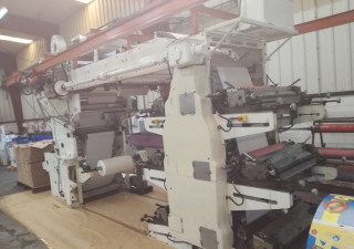 Windmöller & Hölscher – 6 colors flexo stack