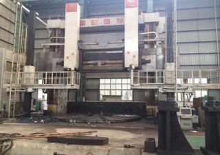 Wuhan Cd.5280E-60-200 Cnc Vertical Boring Mill