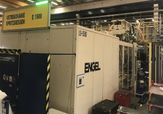 Injection Molding Machine Engel Duo 1750H/700H/1750H/1500-4F