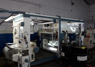 BIELLONI CLEO 120 - solventless duplex laminator