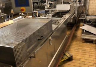 Set Of 3 Packing Machines Tiromat Cfs Powerpack In Denmark