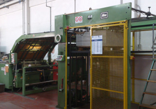 LAMINATING MACHINE (micro, corrugated, cartonboard)