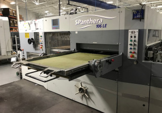 Bobst SPanthera 106 LE