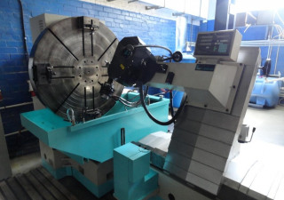 EDM (CNC1670T) machine for processing tire mold