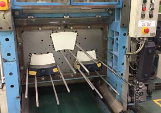 Weyhmueller / Rissen Drusula 800 - Punching/ die cutting + printing
