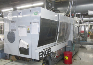 Engel VC 750/145 All-Electric Tie-Bar-Less Plastic Injection Molding Machine