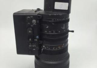 Used Canon J35X15Biasd – Broadcast Lens