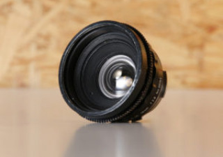 Used Canon K35 Set – Cinematography Lens
