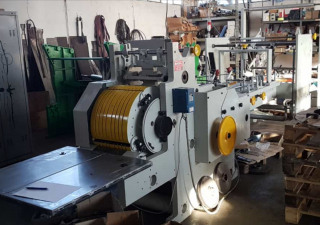 Manzoni Seriana 31 + 4 col. in line flexo (year 2005 - overhauled in 2020)