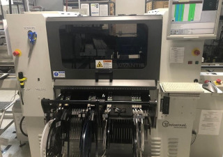 Universal Ax-72E Multi Function Mounter (2007)