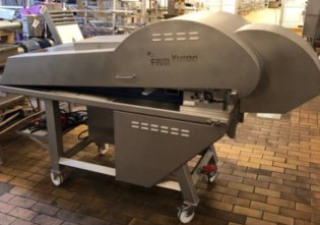 Fam Yuran 2012 Two-Dimensional Belt Dicer Specialized In Meat And Poultry Applications