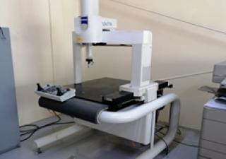 Zeiss Vista 1820-4, DCC Measuring unit