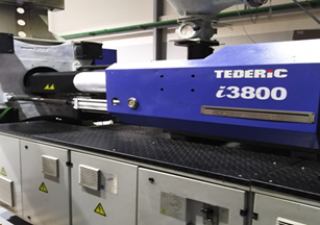 Injection Molding Machine Tederic 500