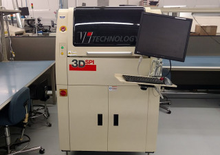 Vi Technology 3D Spi Solder Paste Inspection System