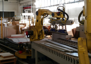 Robot Fanuc M-420Ia