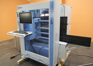 Weeke Bhx055 Vertical Cnc Machining Center