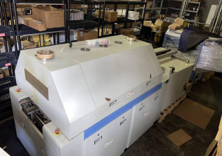 2012 Manncorp Cr4000C 4-Zone Reflow Oven
