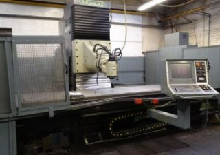Anayak Hvm 3800 Cnc Bed Type Milling Machine