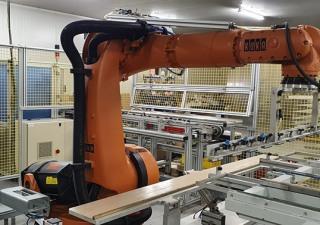 Robot Kuka Kr 140 L100-2 Comp