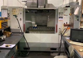 Haas Vf-3 Vertical Machining Center