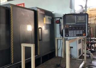Awea Lp-4025 Yzf Cnc Vertical Bridge Mill