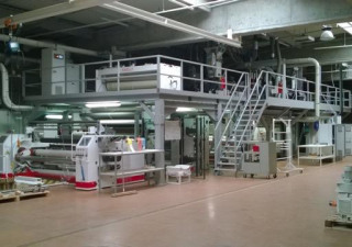 Dolci Fcl-7-2400/P 7 Layer Cast Film Line 2013