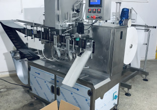 Single use Sachet Liquid Hand Sanitizer Filling Machine