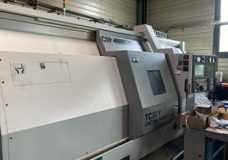 CMZ TC30Y CNC lathe