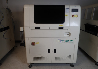 TRI TR7100EPL Automated Optical Inspection Machine (2008)
