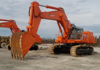 Hitachi EX1200BE-5