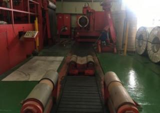 Ligne de production de bobine de 1880 mm EPS (surface de décapage écologique) à vendre
