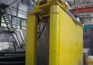 Laempe  LL 5 sand-blasting bar automatic machine