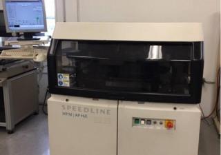 Imprimante d'écran Speedline Mpm Ap25 Hie 2003