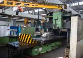 Portal Milling Machine Fp 16 Cnc