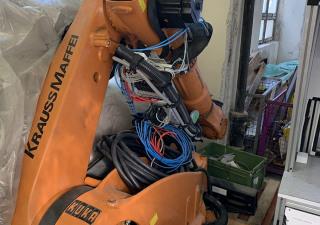 Robot Kuka Kr 150 L110-2 K 2000