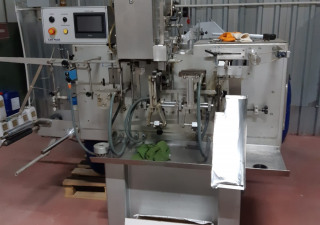 SINGLE USE SACHET HAND SANITZER PACKING MACHINE
