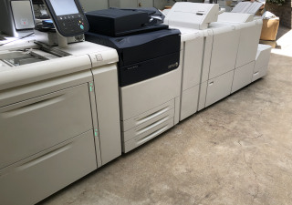 Xerox Versant 180 with Fiery fully loaded