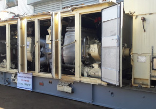 EUROPEAN GAS TURBINES  TB 5000
