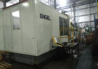 Engel 1000-Ton Plastic Injection Molding Machine 2001