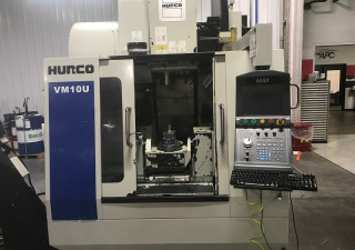 HURCO VM10U 5-AXIS