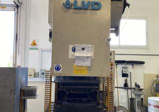 LVD eсcentric press 160 tonn