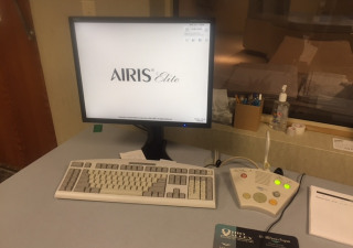 2007 Hitachi AIRIS Elite 0.35T Open MRI Scanner